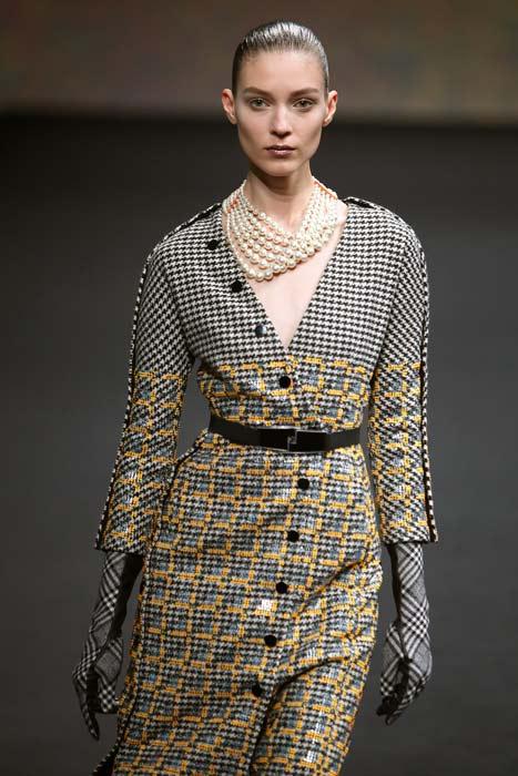 Cappotto Abito Christian Dior