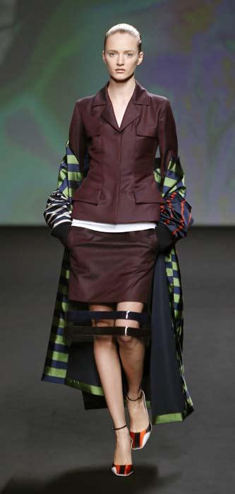 Completo con gonna Christian Dior