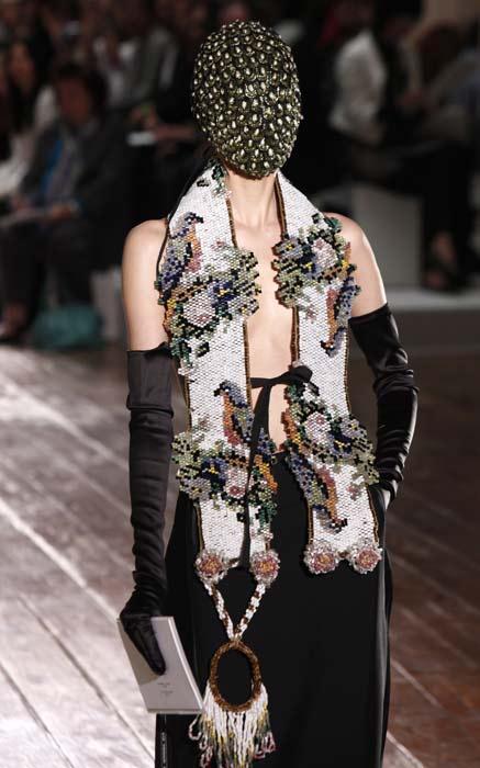 fw 14 margiela haute couture