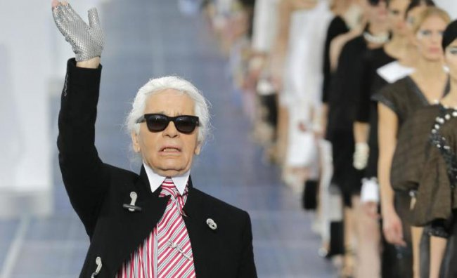 Sguardo di lusso: Karl Lagerfield e Italia Independent