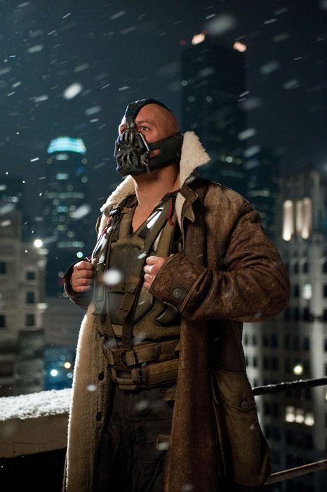 Tom Hardy in Batman