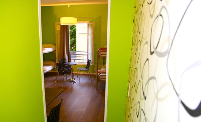 Hostelsclub - The Loft Hostel Parigi