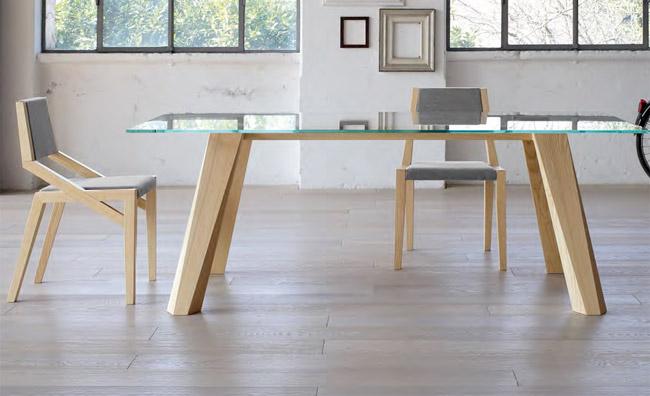 Per fare un tavolo… ci vuole il design