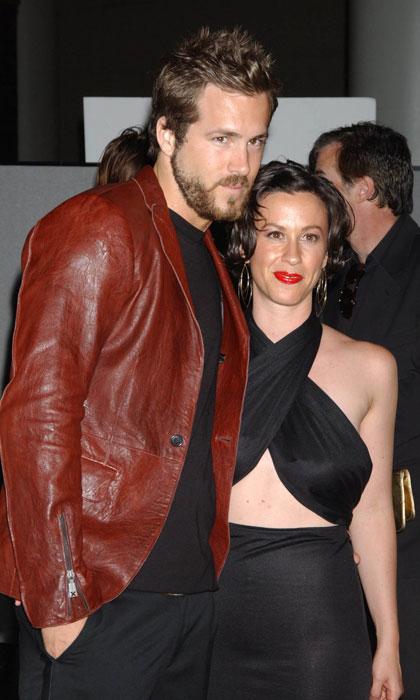 Ryan Reynolds e Alanis Morisette.