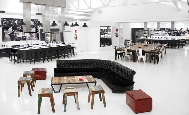 Recupero, design, cucina: ecco il Kitchen Club