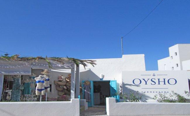 Oysho invade Formentera