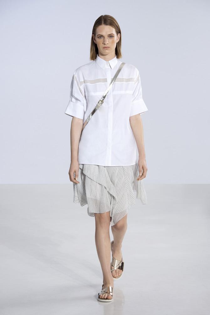 Bermuda e camicia Philosophy by Alberta Ferretti