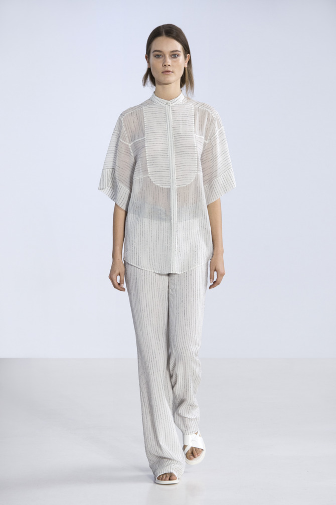 Camicia e pantaloni Philosophy by Alberta Ferretti