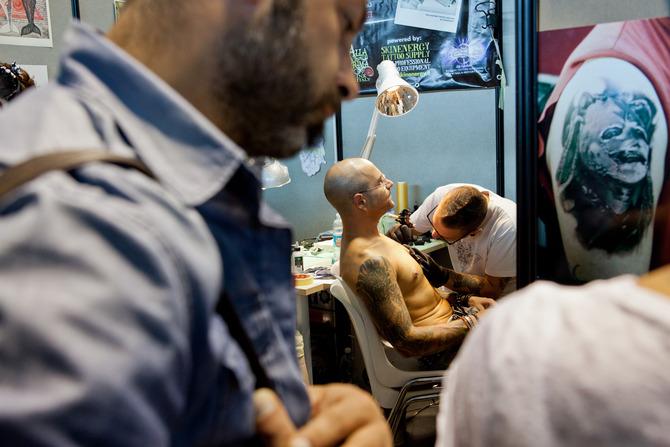 ITALIAN TATTOO ARTISTS 2013