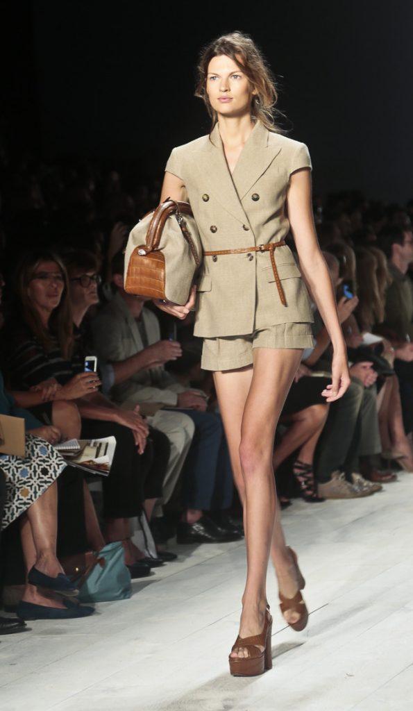 Giacca e shorts Michael Kors