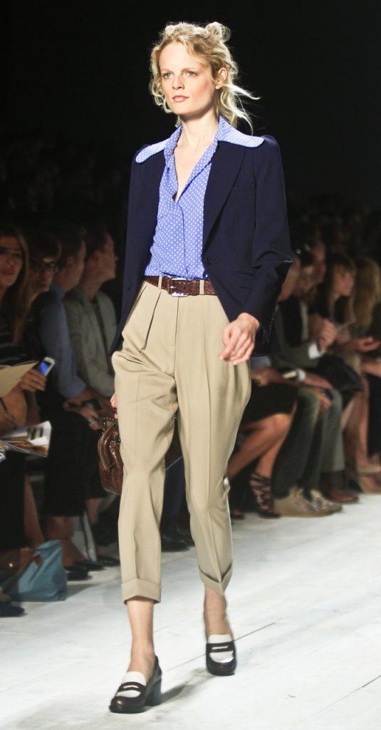 Pantaloni, camicia e blazer Michael Kors