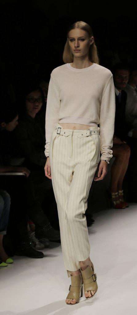 Pantaloni e maglia Salvatore Ferragamo