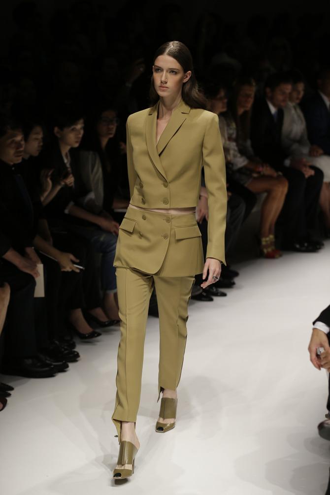 Pantaloni e giacca Salvatore Ferragamo