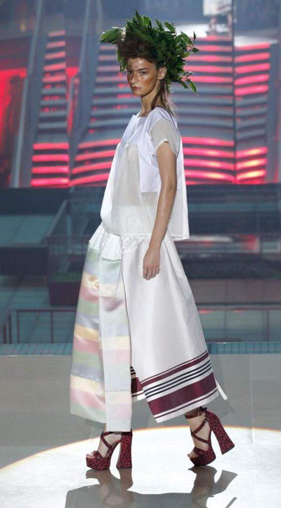 Top e pantaloni Vivienne Westwood