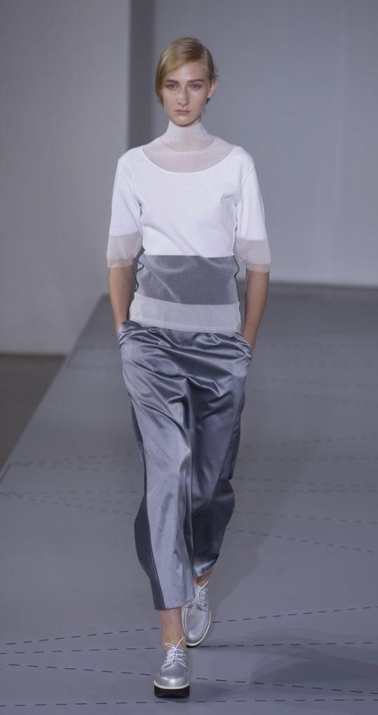Pantaloni e top Jil Sander