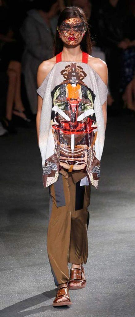 Top e pantaloni Givenchy