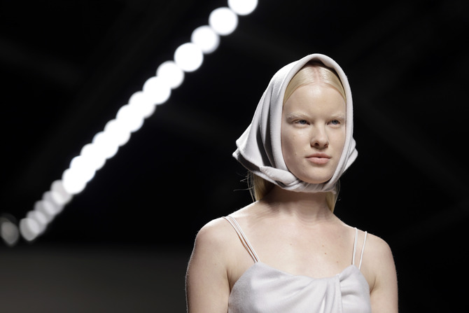 Abito e foulard Max Mara