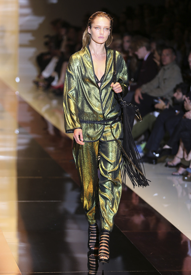 Pantaloni e giacca Gucci