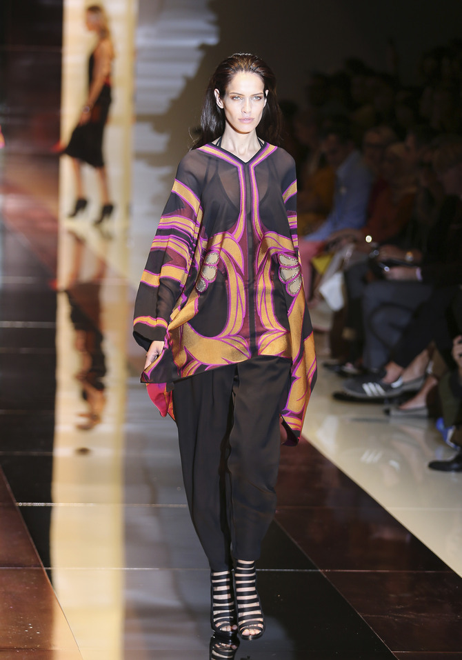Pantaloni e blusa Gucci