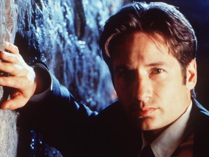 L'agente Mulder