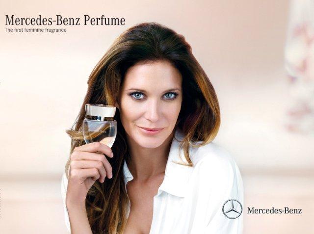 Mercedes Benz Perfume
