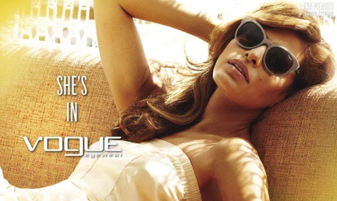 Eva Mendes Vogue