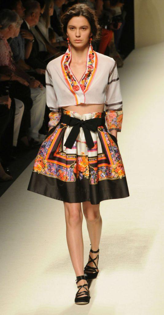 Outfit Alberta Ferretti
