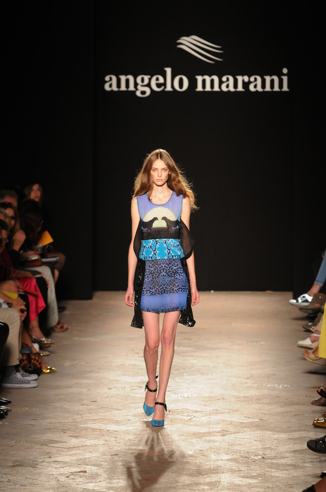 Abito Angelo Marani