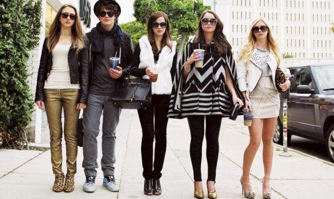 Video: passioni vip e ossessioni fashion del Bling Ring