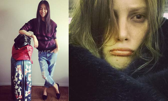 Scatti da modelle: verso Milano Moda