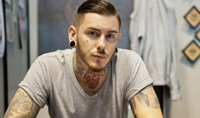 Italian Tattoo Artist a Torino
