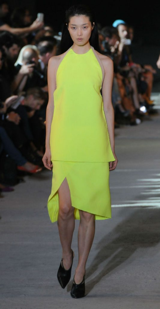 Completo fluo Costume National