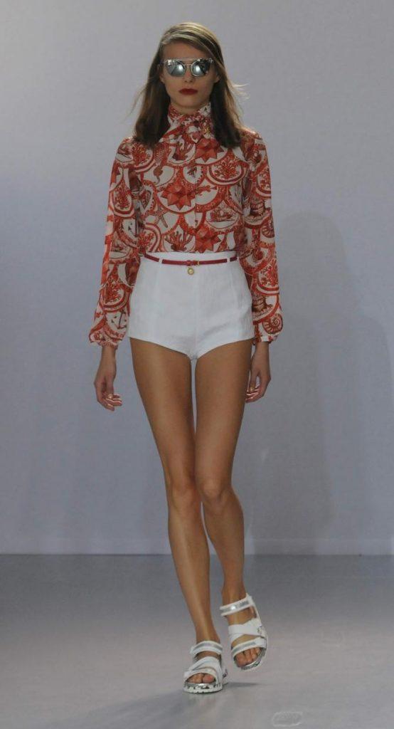 Shorts e camicia Frankie Morello