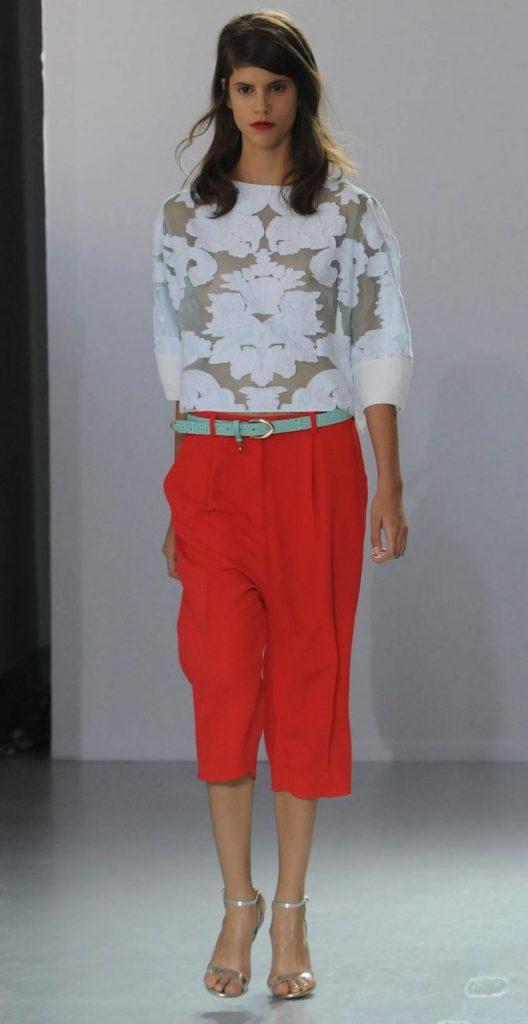 Pantaloni e blusa Frankie Morello