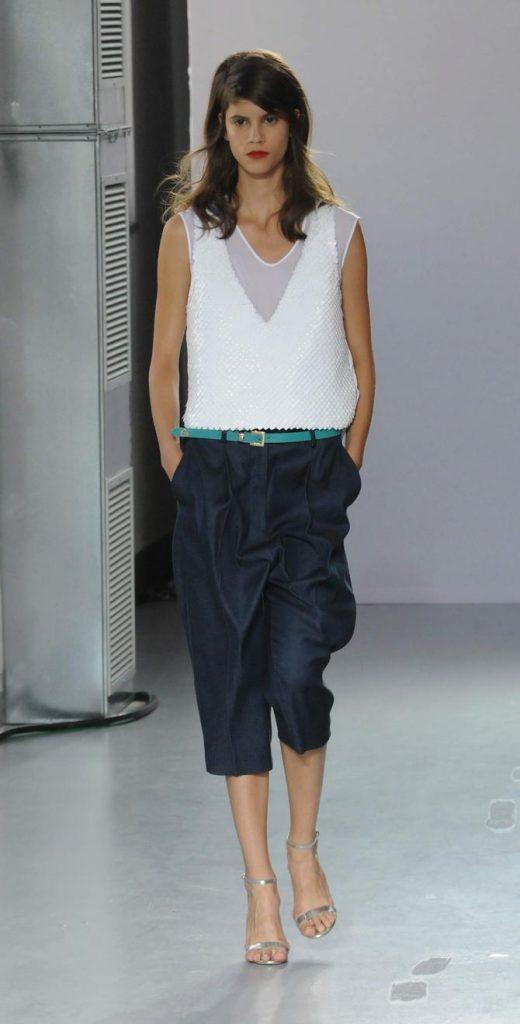 Pantaloni e top Frankie Morello