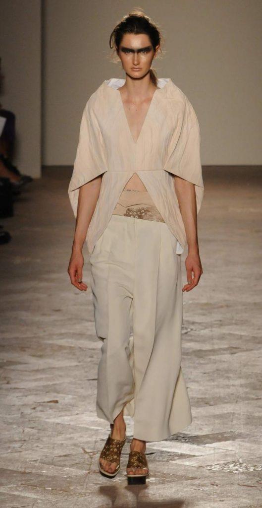 Blusa e pantaloni Gabriele Colangelo