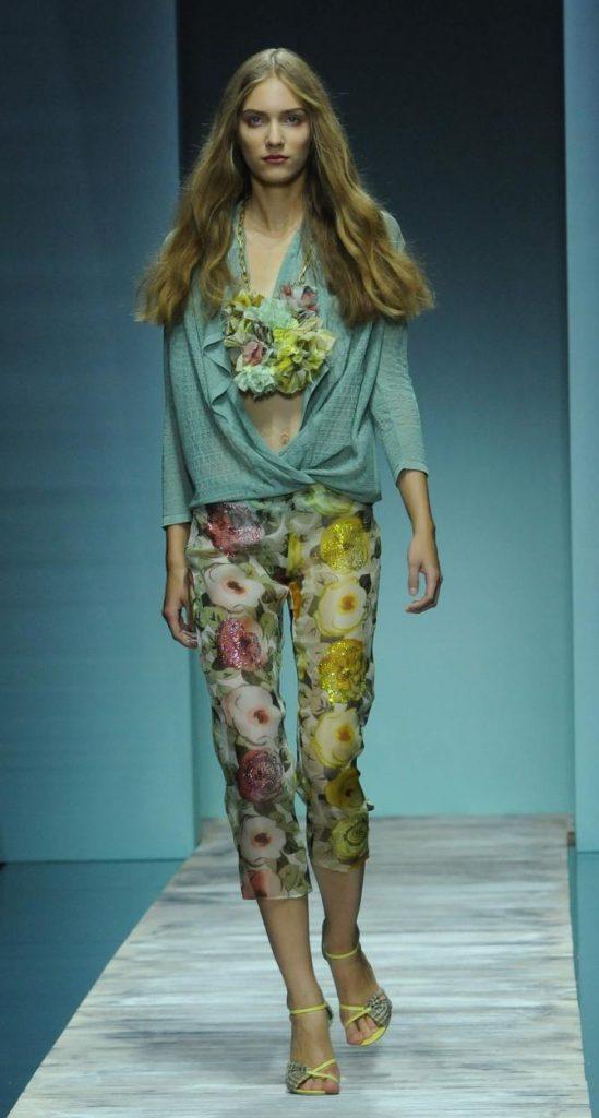 Blusa e pantaloni Kristina Ti