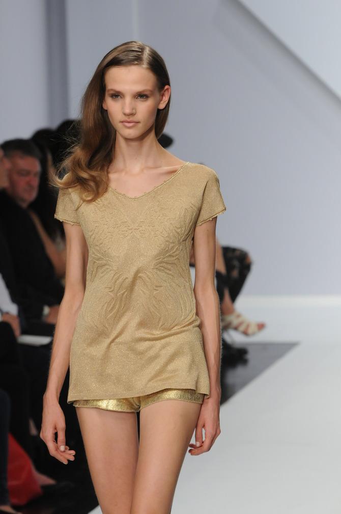 Top e shorts Krizia