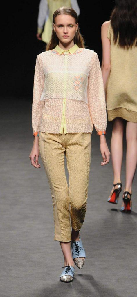 Pantaloni e camicia Massimo Rebecchi