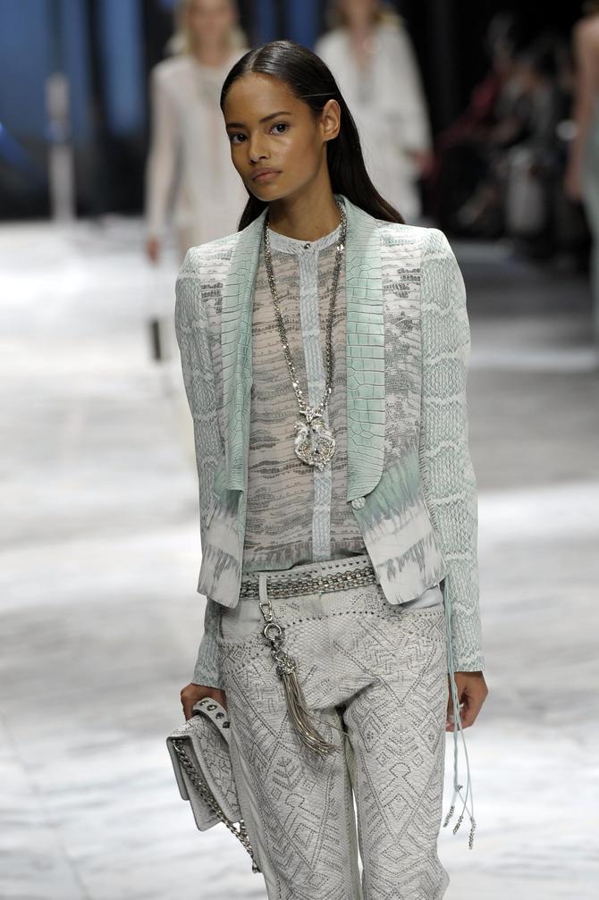 Giacca, camicia e pantaloni Roberto Cavalli