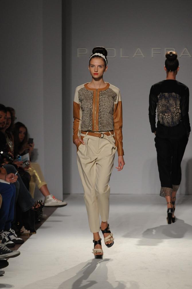 Giacca e pantaloni Paola Frani