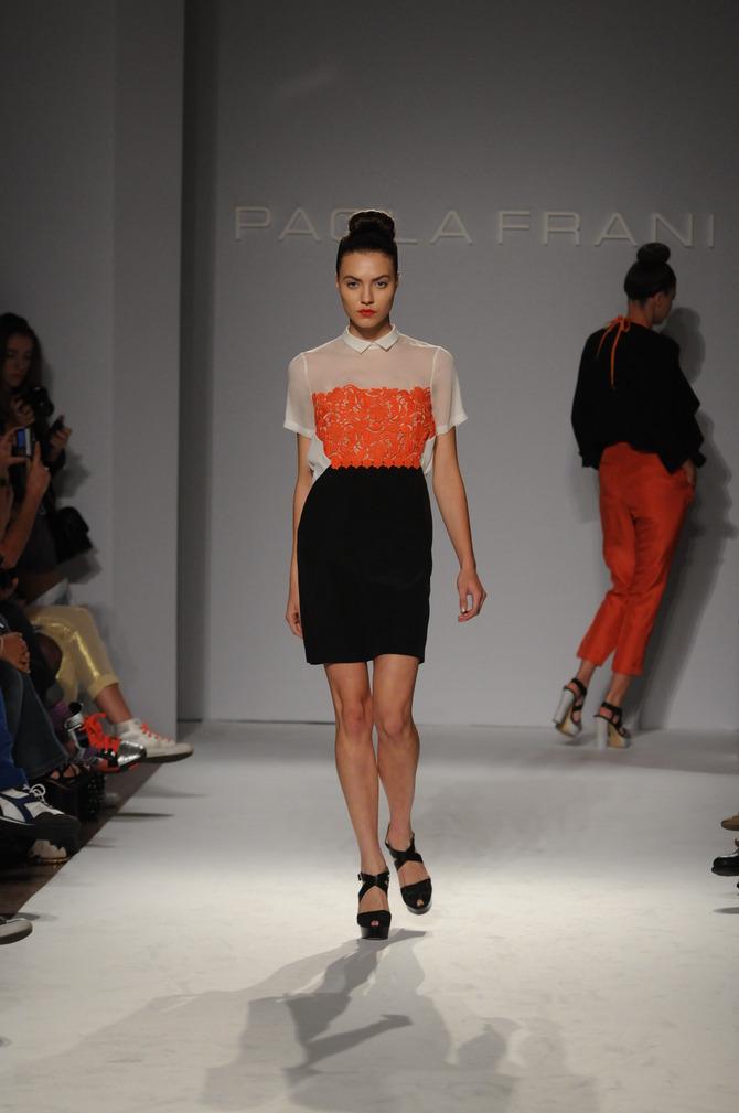 Gonna e blusa Paola Frani