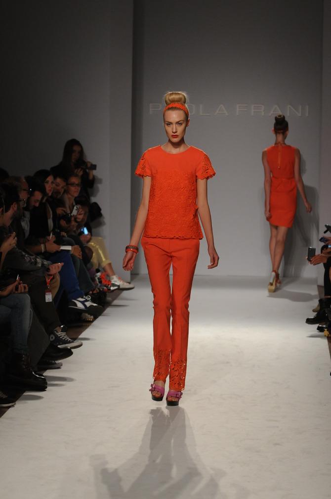 Pantaloni e top Paola Frani