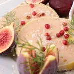 Foie gras, Pesci