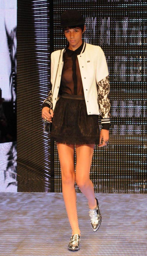 Gonna, camicia e giacca Philipp Plein