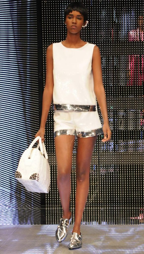 Shorts e top Philipp Plein