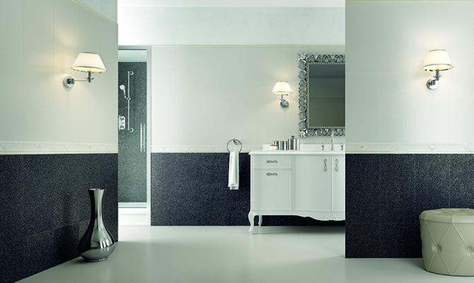 Le nuove tendenze dell\'arredo bagno - www.stile.it
