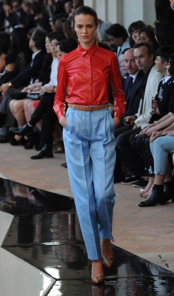 Pantaloni e camicia Trussardi