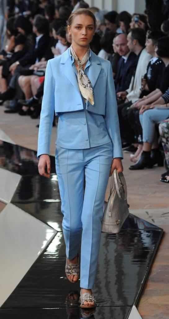 Pantaloni, camicia e giacca Trussardi