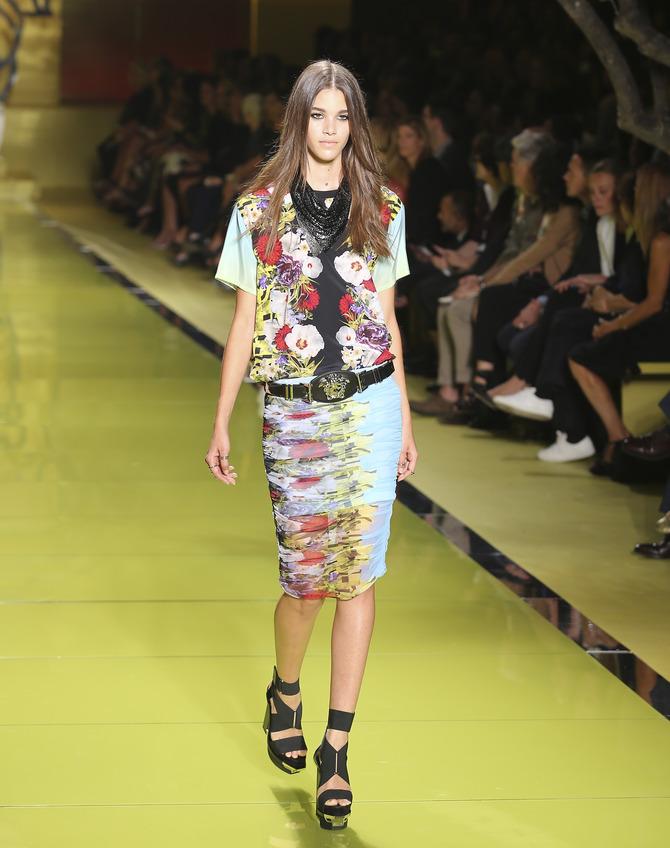 Sei tendenze dalle sfilate di Milano - www.stile.it 720227f0562